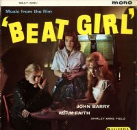 John Barry - Adam Faith - Music from The Film 'Beat Girl' (33SX 1225) Ex/Ex